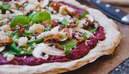 Beetroot (Pizza) Pesto