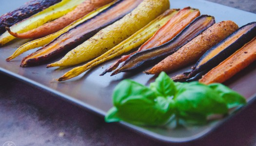 Cinnamon Roasted Carrots