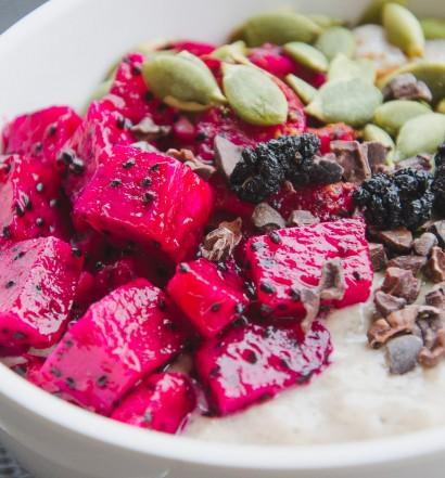 Coconut Cashew Porridge2