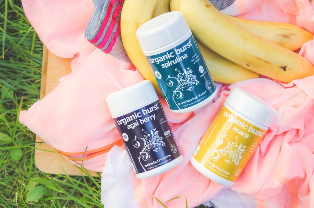 Organic Burst Superfood Supplements