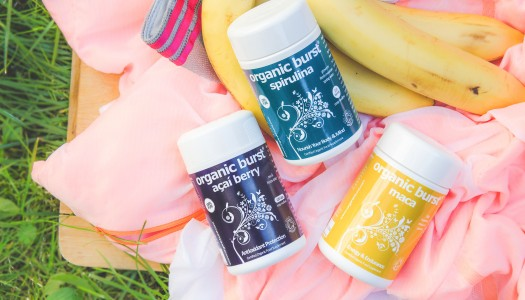 Organic Burst Superfood Supplements